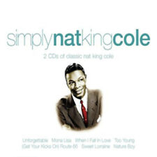 Nat King Cole : Simply Nat King Cole CD (2010) ***NEW***