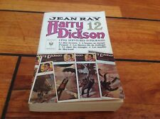 JEAN RAY   HARRY DICKSON  12  MARABOUT 389 1971