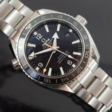 OMEGA SEAMASTER PLANET OCEAN GMT 232.30.44.22.01.001  BOX/PAPERS/OMEGA GTEE 2022