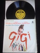 Gigi - Original Soundtrack (Maurice Chevalier etc) Orig 1958 Vinyl LP MGM-C-770