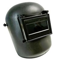 WELDING HELMET infrared Welders Mask Flip Protective Spatter shield Black P8