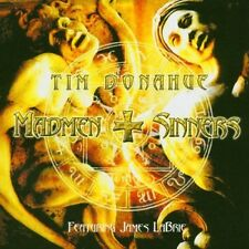 Tim Donahue-MADMEN + Sinners-CD-Dream Theater