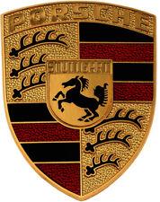 Genuine Emblem fits 1965-1995 Porsche 911 928 944  WD EXPRESS