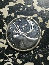 1962 Canada 25 Cents (4 Available) High Grade! (1 Coin Only) Silver!