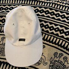 Vintage White Nike Cap