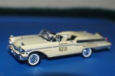 1/43 SCALE INDY OFFICIAL PACE CAR MERCURY TURNPIKE CRUISER MINT ERTL