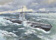ICM S.009 German U-Boot Type IIB (1939) in 1:144