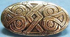 Bronce Escudo vikingo Broche