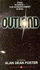 [MTI] OUTLAND - Sean Connery  Warner Books, 1981