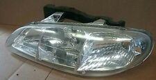 1997 Pontiac Grand Am Driver's Side Headlight Housing Assembly lens