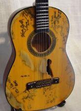 """Willie Nelson """"Trigger"""" Miniature Replica Guitar"""