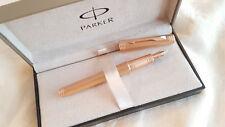 Parker Premier Gold Fountain Pen 18K Medium nib