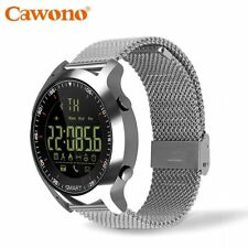 EX18 Smart Watch 5ATM Waterproof Sport Men Health Band For Android IOS phone USA