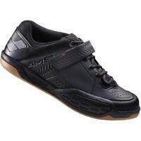 Shimano AM5 SPD shoes, black, size 38