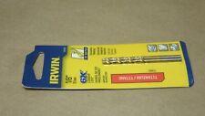 Irwin 18 6 X Longer Life Titanium Drill Bit 135 Split Point 63908 Pack Of 2