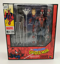 The Amazing Spider-Man MAFEX Action Figure Comic Version AUTHENTIC MEDICOM TOYS