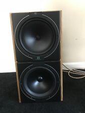 Kef C55 bookshelf speakers