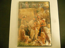 TEACH THE CHILD - BEHOLD YOUR LITTLE ONES-DVD NEW CHURCH OF JESUS CHRIST