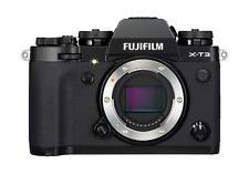 Nuevo Fujifilm X-T3 Cuerpo De Cámara * Distribuidor Oficial FUJI Reino Unido * versión XT3-Negro