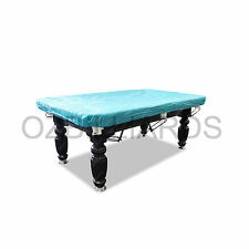 7FT Pool Table Cover - Elastic Corners Vinyl Water Resistance (Short time)