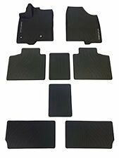 2013-2017 Toyota Sienna All Weather Floor Liners 8PC Set, PT908-08170-02
