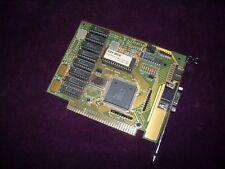 Seltene Vintage 8 bit ISA 256Kb Gemini G2 Multi EGA Video Grafikkarte