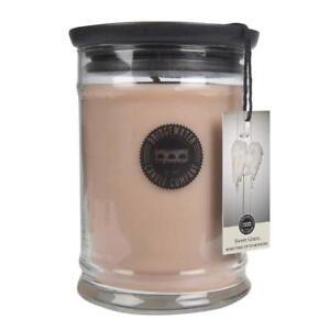 Duftkerze im Glas Duftnote Sweet Grace Bridgewater Candle Kerze Raumduft 145h