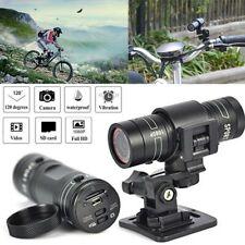 Full HD 1080P Mini F9 Sport DV Kamera Fahrrad Motorrad Helm Action DVR Video Cam