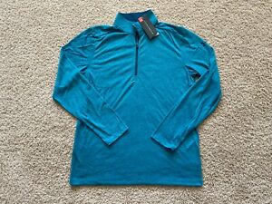 Under Armour Threadborne Siro 1/2 Zip Long Sleeve Shirt