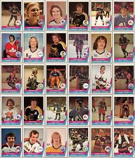 FINISH YOUR SET Sale Mint 1977-78 O-PEE-CHEE WHA VINTAGE CARDS PICK SINGLES