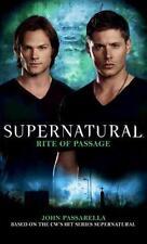 Supernatural: Rite of Passage, John Passarella | Mass Market Paperback Book | 97