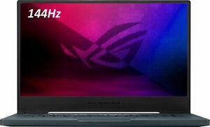 "NEW ASUS ROG Zephyrus M15 15.6"" 512GB, Intel Core i7 10th Gen., 16GB Laptop Gray"