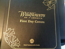 2647-2696 Fdc Set Of 50 Wildflowers In Bider From Postal Commemorative Society