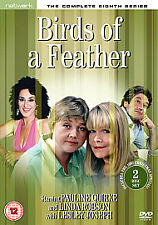 BIRDS OF A FEATHER - THE COMPLETE EIGHTH SERIES - DVD - REGION 2 UK