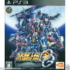 Used PS3 Super Robot Wars OG  SONY PLAYSTATION 3 JAPAN JAPANESE JAPONAIS IMPORT