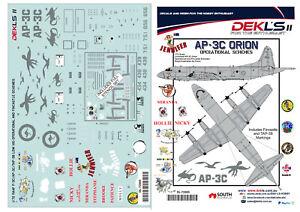 1/72 P-3C/AP-3C Orion - RAAF Operational Schemes