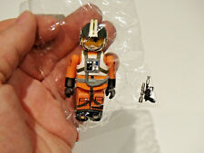 Star Wars Medicom Tomy Kubrick Series 6 WEDGE ANTILLES PILOT SECRET CHASE Rare