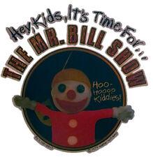 Vintage Original Mr Bill Show T-Shirt Transfer 1979 Nos