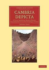 Cambria Depicta: a Tour Through North Wales, Illustrated with Picturesque Views by Edward Pugh (Paperback, 2013)