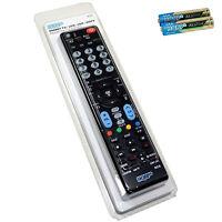 HQRP Télécommande Pour LG 32LC5DC 50PJ350 42LD450 32LK330 42PJ350 TV