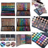 Lots Cosmetic Matte Eyeshadow Cream Eye Shadow Makeup Palette Shimmer Set