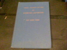 1942 Ohio Composers and Musical Authors by Mary Hubbell Osburn  e20