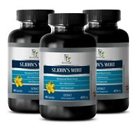 mood support supplement - ST JOHN'S WORT EXTRACT - stress relief 3B