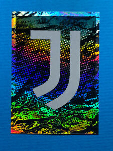 Topps Champions League 2020-21 2021 JUV1 Logo Juventus