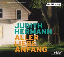 Aller Liebe Anfang von Judith Hermann (2014)