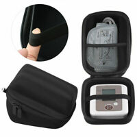 Portable Carry Case W/ Shoulder Strap for Omron M3 Blood Pressure Monitor ZL
