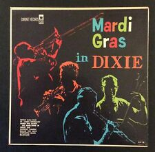 Mardi Gras in Dixie on Coronet CS-14 	Disc in N- condition, cover E