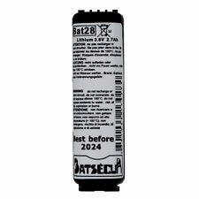 Batteria al litio 3.6V 2Ah - BAT28 - compatibile BAT38, BATLI28, BATLI38