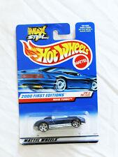 Mattel Hot Wheels 2000 First Editions #20 MX48 TURBO / 2000-080