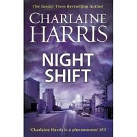 Night Shift by Harris, Charlaine   Paperback Book   9780575092945   NEW